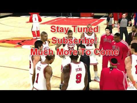 NBA 2K11 Tutorial #1: Eurostep, Hopstep & Spin Drive Layups
