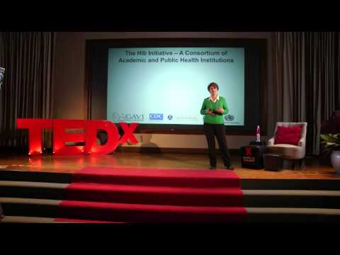 Making a difference in global health | Dr. Rana Hajjeh | TEDxEmory