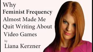 Why Feminist Frequency Almost Made Me Quit Writing