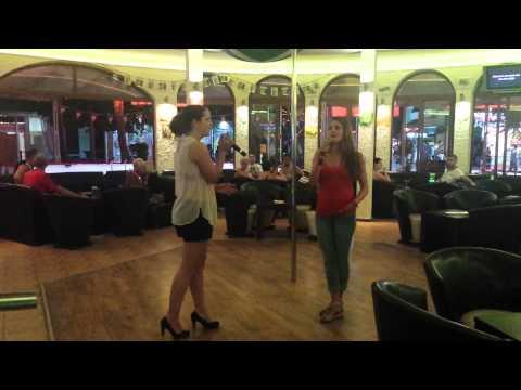 Jar of hearts karaoke wendy kersten- ilse vdschans