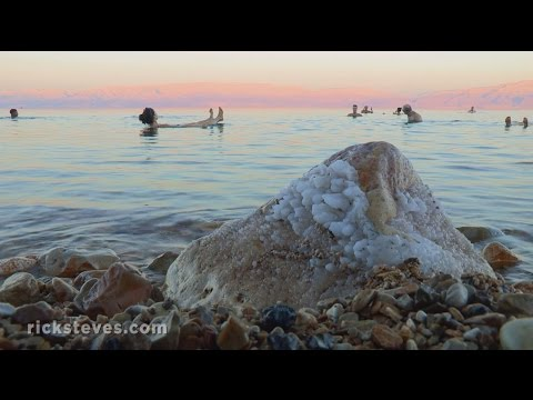 West Bank: Dates and the Dead Sea