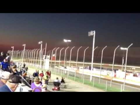 I-80 Speedway Grand National feature July 7, 2017