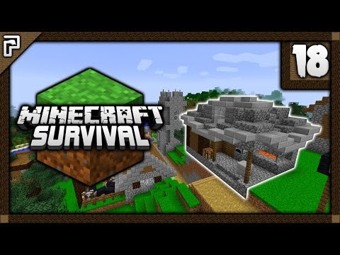 💎 Renovating & Improving The Village Houses! | Let's Play Minecraft Survival 1.12