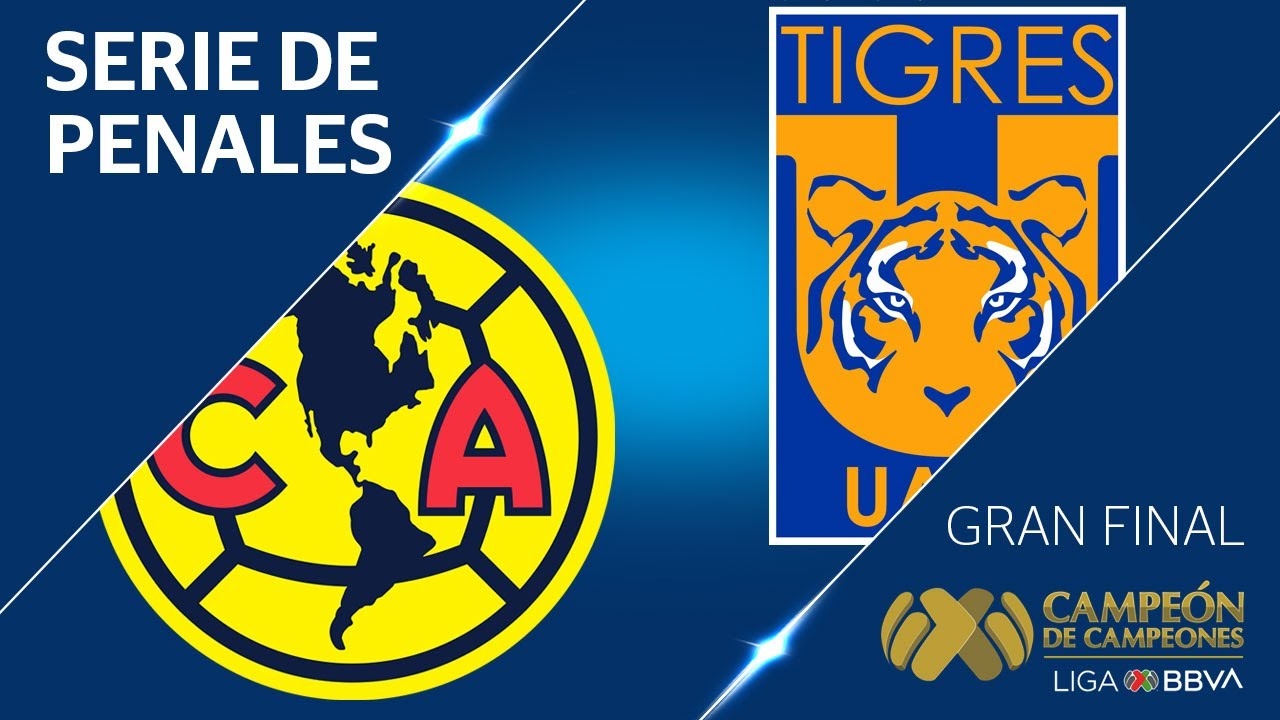 Tigres a la final de la League Cup 2019! Derrot por penales 5-3 a ...