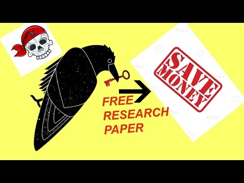 DOWNLOAD Paid Research Papers for FREE using Sci-Hub - 2016 - HoT !!