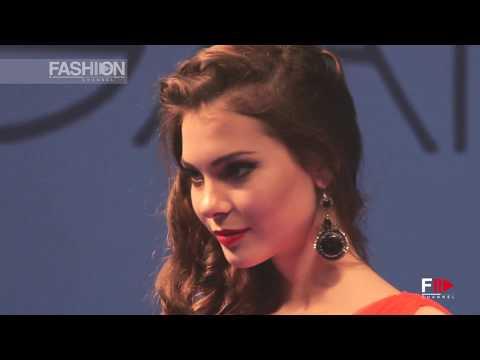 ISABEL GARCIA Odessa Fashion Week 2016 by Fashion Channel