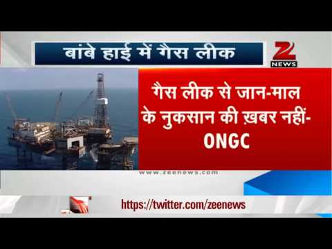 Gas leak at Bombay High oil rig, ONGC says no loss of life or property