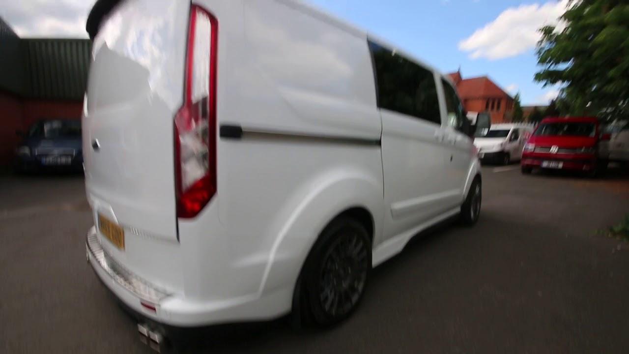 Ford Transit Custom M Sport For Vans Today Worcester