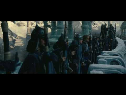 The Last Airbender (2010 movie) - clip - Fire Nation Attack!