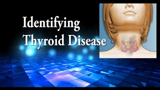 Identifying Thyroid Disease: Monique Manganelli, MD, Endocrinologist