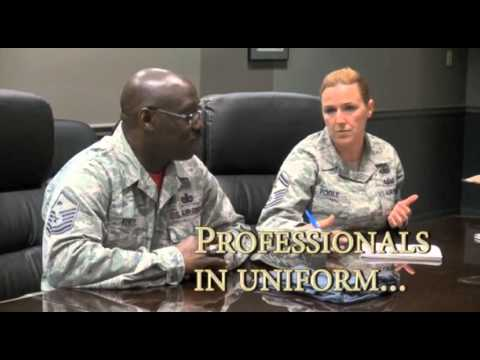 919th Special Operations Wing Welcome Video