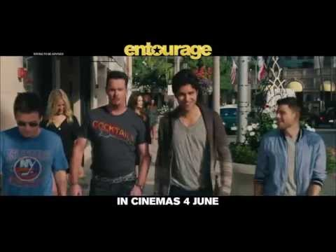 "ENTOURAGE - ""A-List"" TVC - In Cinemas 4 June"