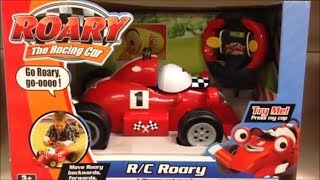 THE REMOTE CONTROL ROARY THE RACING CAR TOY