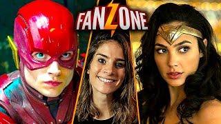 THE FLASH et WONDER WOMAN 2 O en sont les projets DC FanZone