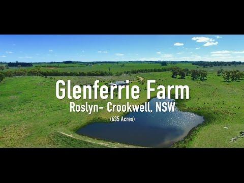 Glenferrie Farm Crookwell- Roslyn NSW