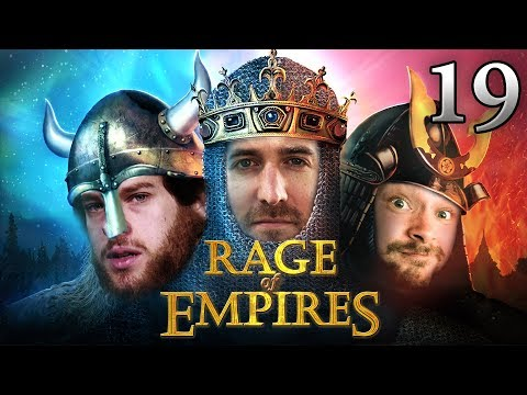 Rage Of Empires #19 mit Donnie, Florentin & Marco  | Age Of Empires 2