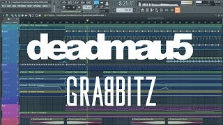 deadmau5 ft. grabbitz - let go [Remake + Free FLP]