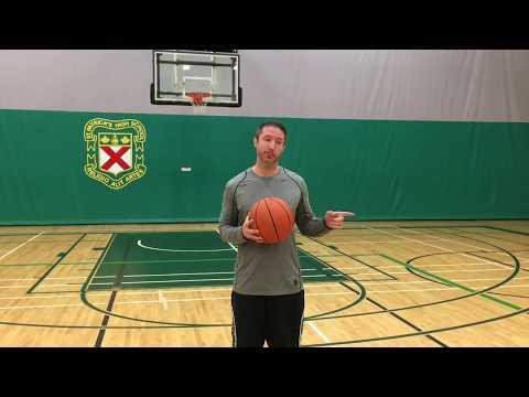 60 Second Lesson - How to Pass the Basketball: Fake Right to Pass Left