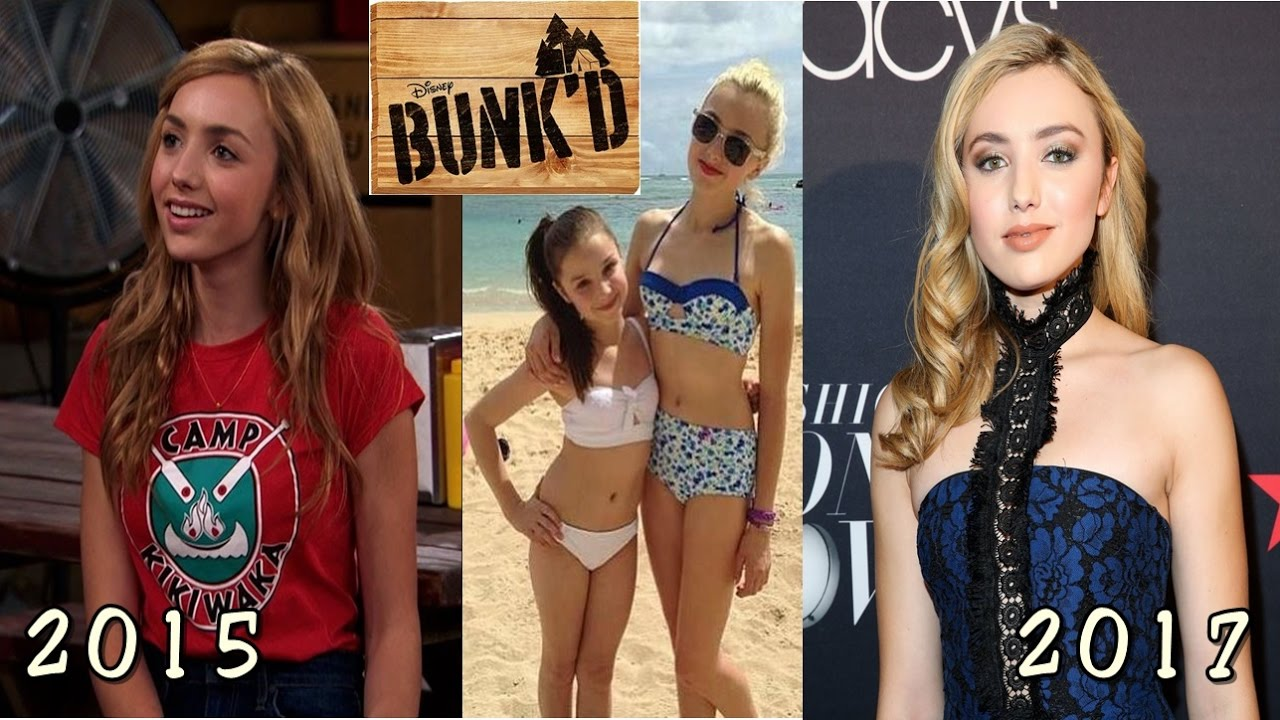 Bunk'd ★Then and Now 2017( Disney Channel Stars Before and ...