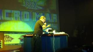 David Rodigan plays Burro Banton duplate live@Genova 11/01/13