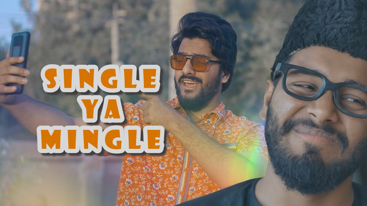 Single Ya Mingle Valentine's Day Special | Me bhi Shadi Karonga | The Fun Fin | Comedy Skit | Funny