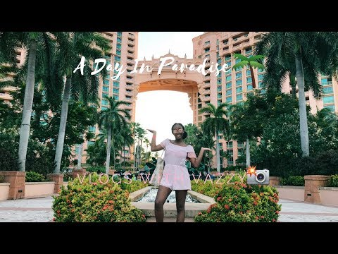 A Day in Paradise Vlog   Vlogs With Vazzy