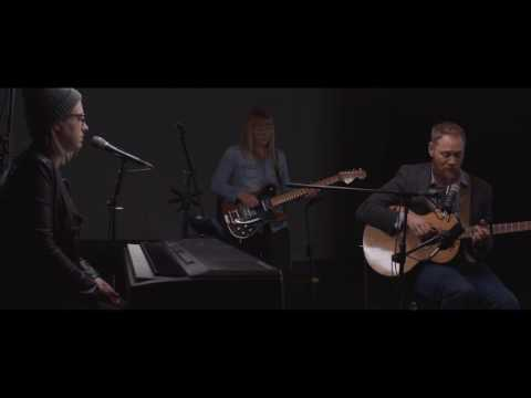 """""""The Silence Of God"""" (One Shot Live), By Andrew Peterson, Featuring Audrey Assad And Jordan Hamlin"""