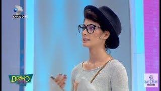 "Bravo, ai stil! (20.09.2017) - Alexandra, criticata dur de jurati: ""Nu ai facut nimic!"""