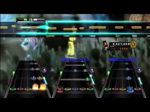 Adam's Song - Blink-182 Expert Full Band Guitar Hero 5