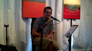 "anthony v.hiltz - ""Sin Is Disgusting"" & ""Romans 10:9"" (live on 10/1/2011 at River"