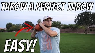 How To Throw A Fooтball Far And Accurate!