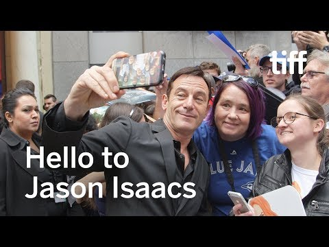 Jason Isaacs is a Class Act  TIFF 17