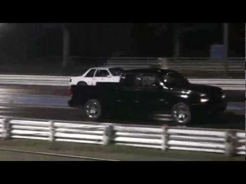 MadTunes Racing Neal Tyson's Silverado SS at the d...