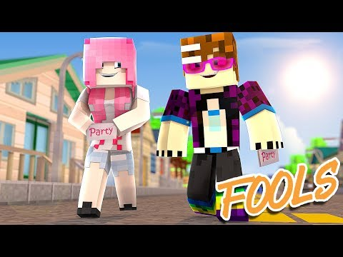 "Minecraft Fool Friends: ""Helping Jordan!"" 