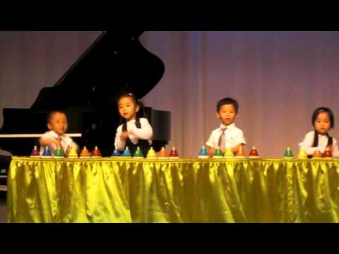 Music in Motion  桌鈴班 - 樂器小合奏 - 冠軍比賽歌曲:BINGO