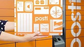 Posti - Pakettiautomaatti