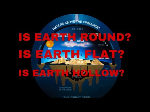 Earth's Firmament, Hollow Earth, Flat Earth and MORE With PROOF (MUST SEE!!!) thumbnail