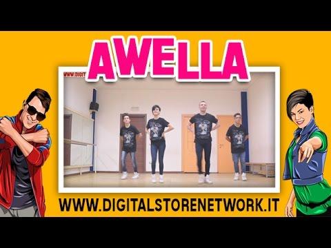 AWELLA   Joey&Rina   Balli di gruppo 2016 Line Dance