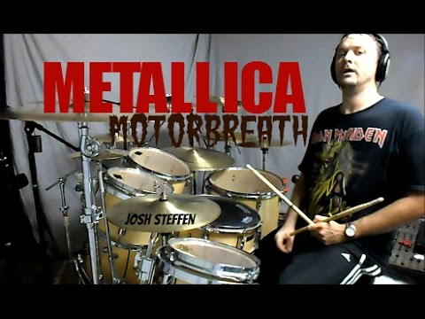 METALLICA - Motorbreath (mobile link description) - Drum Cover