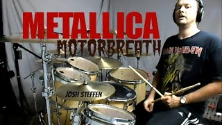METALLICA - Motorbreath (mobile link description) - Drum Cover