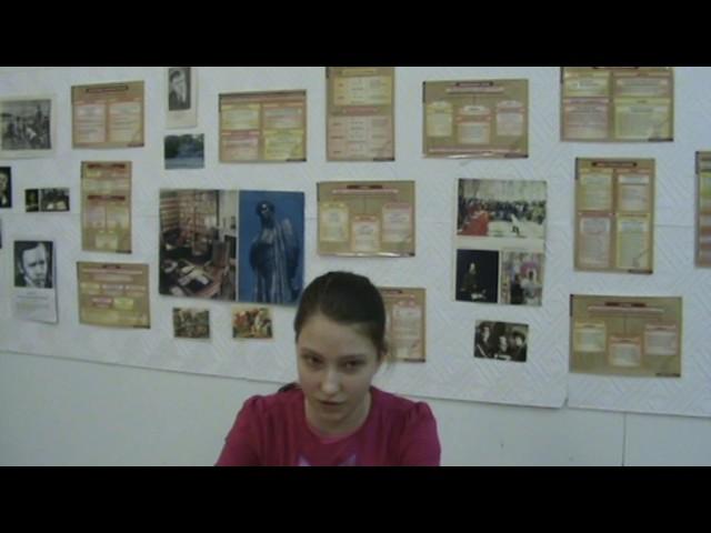 Изображение предпросмотра прочтения – СофияИгуменщева читает произведение «Тучи» М.Ю.Лермонтова
