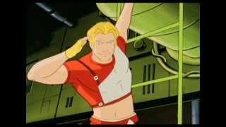 Flash Gordon opening