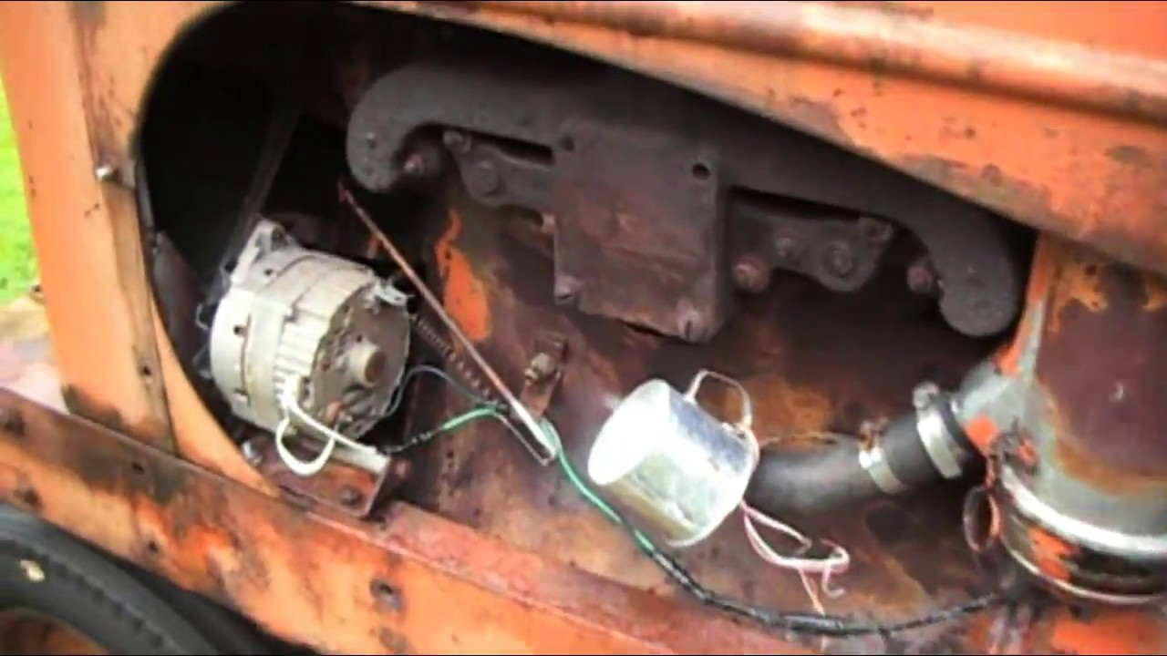 allis chalmers wd wiring harness fixing up 1948 allis chalmers wd tractor youtube  allis chalmers wd tractor