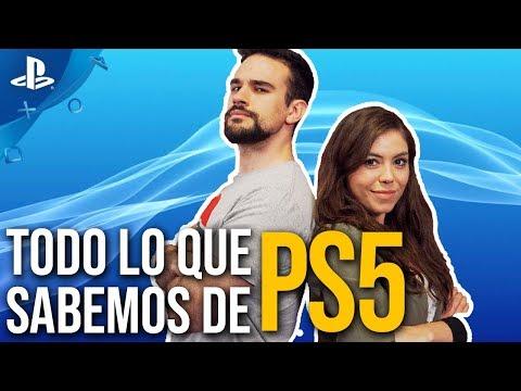 PlayStation 5: TODO LO QUE SABEMOS | Conexión PlayStation