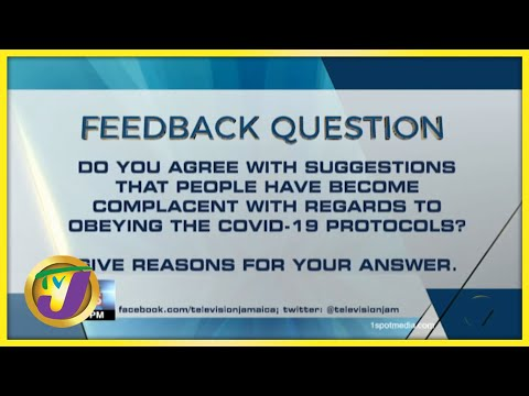 Feedback Question   TVJ News - July 21 2021