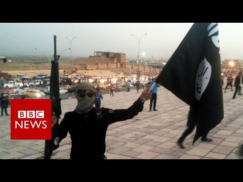 What's next for Islamic State? - BBC News
