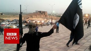 What's next for Islamic State? - BBC News thumbnail