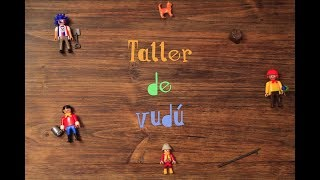 Taller de vudú (niveles 1, 2 y 3)