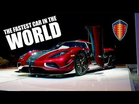 Have You Ever Seen a Koenigsegg in Person? DO YOU WANT TO?!?