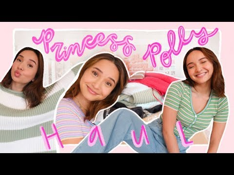 👚-huge-a$$-fall/winter-princess-polly-clothing-haul-try-on-👖2019